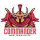 Commander Logo Template