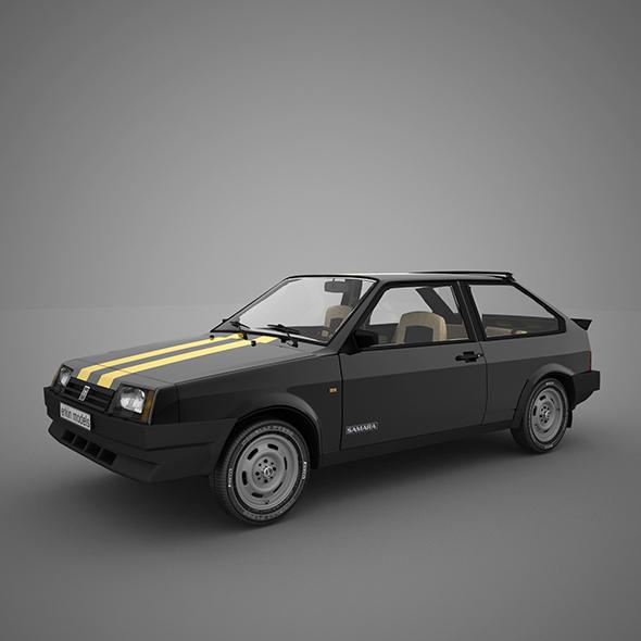 VAZ-2108 - 3DOcean Item for Sale