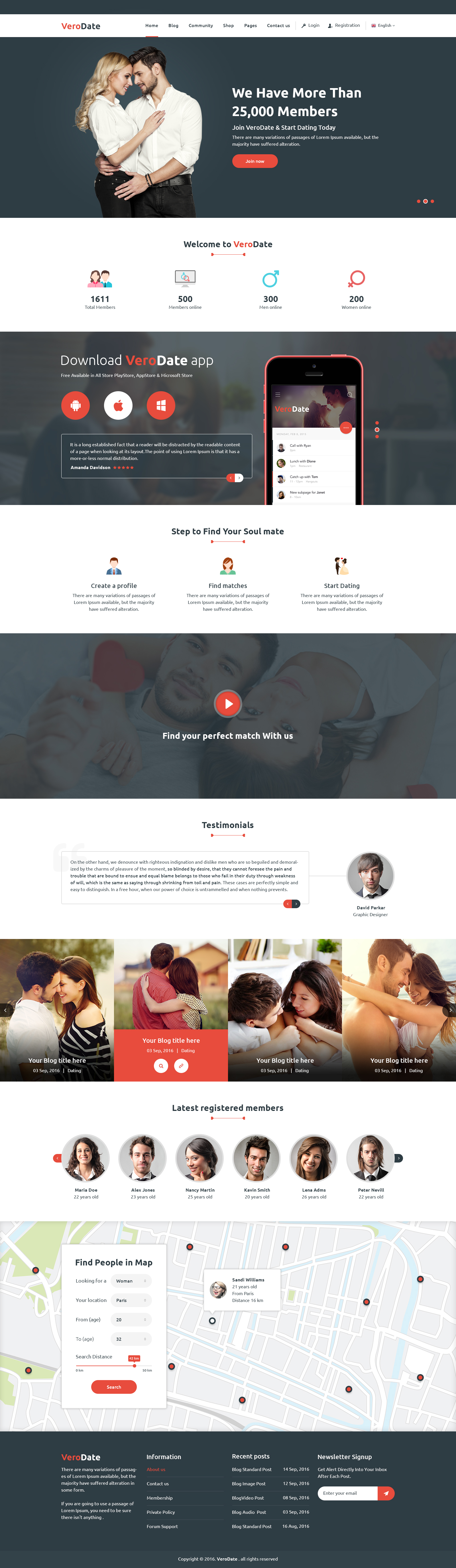 dating community template Once you've purchased skadate dating software you get free social networking and dating templates, themes and layouts.