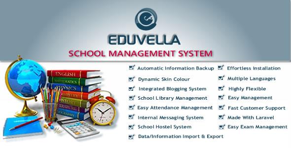 Download Eduvella - A Professional School Management System