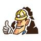 Constructor Logo Template