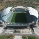 View From Sky of Algarve Stadium. Portugal.