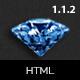 Jewelry - Fashion Responsive HTML5 Template