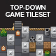 Top-Down Game Tileset