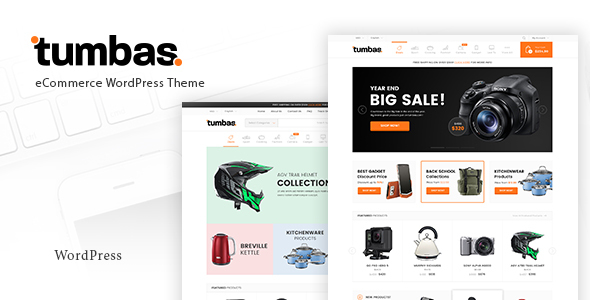 Download Tumbas - Responsive Woocommerce WordPress Theme