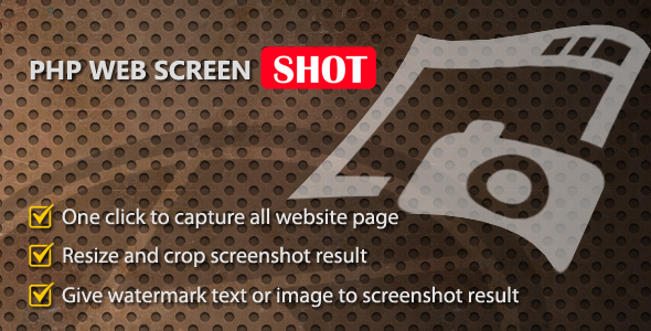 Download PHP Web Screenshot nulled download