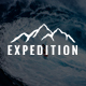 Expedition Fullscreen Interactive Template