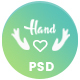 HandLove  E-Commerce PSD Template