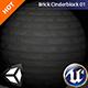PBR Brick Cinderblock 01 Texture