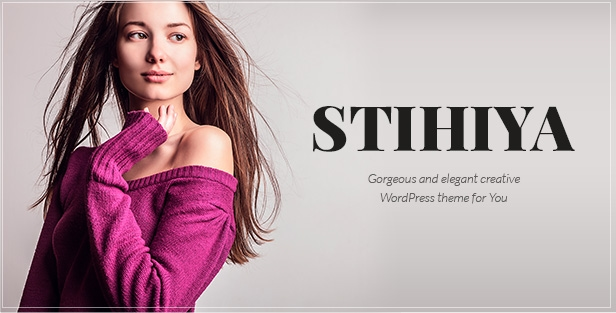Photography Stihiya | Photography, Photography Portfolio Agency and Blog template