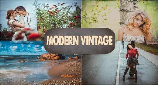 Modern Vintage Series