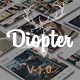 Diopter - Creative Responsive  Photography Portfolio  Template