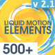 Download Liquid Motion Elements from VideHive