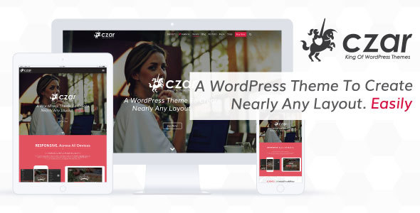 Download Czar - Responsive Multi-Purpose Theme nulled download
