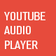 Youtube Audio Player for WordPress
