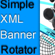 Simple Xml Banner Rotator - ActiveDen Item for Sale