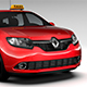 Renault Logan MCV Taxi 2016