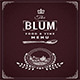 Blum Restaurant Menu