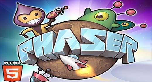 Phaser games