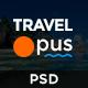 Travel Opus PSD Templates