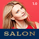 SALON - WordPress Theme for Hair & Beauty Salons