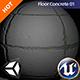 PBR Floor Concrete 01 Texture