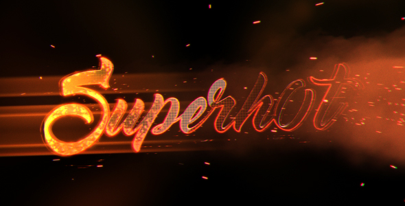 VideoHive Superhot Reveal 19268257