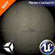 PBR Plaster Cracked 01 Texture