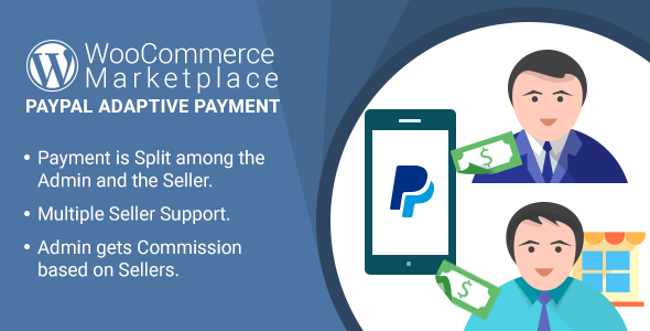WordPress WooCommerce Marketplace PayPal Adaptive Payment Plugin