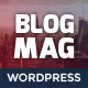 BlogMag - Responsive Blog and Magazine WordPress Theme