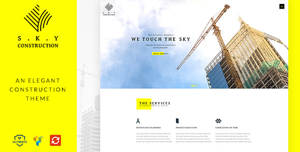 Building – A theme for Architects and Builders (Miscellaneous)