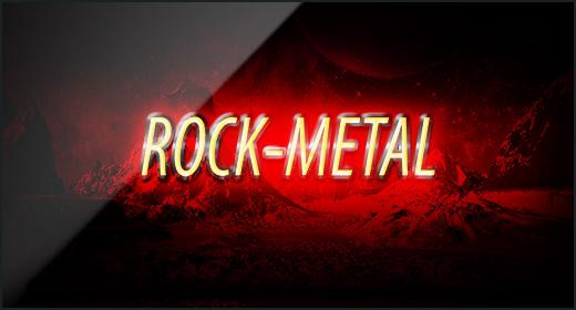 Powerful Rock - Metal