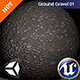 PBR Ground Gravel 01 Texture