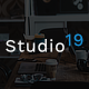 Studio 19 - Creative Agency HTML Template