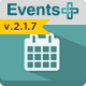 Events Calendar Registration & Booking
