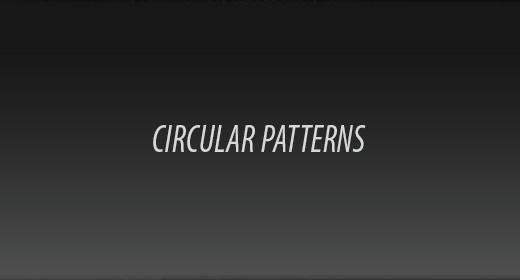 Circular Mesh Patterns