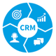 Business Management System - CRM With Material Design