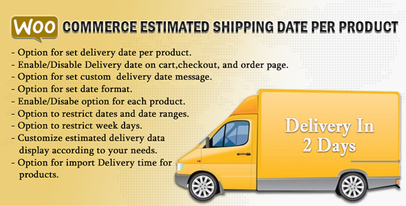 Estimated date of delivery in Sydney