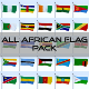 All African Flag Pack