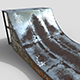 Huge Skate Pipe PBR Textures