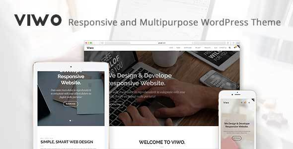 Download Viwo - Responsive and Multipurpose Theme nulled download