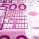 Five Hundred Euros Banknotes
