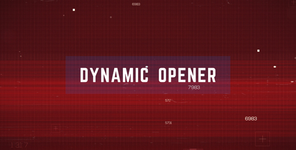 VideoHive Epic Demo Reel l Dynamic Opener 19274949