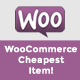 WooCommerce Cheapest Item!