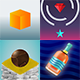 4 Amazing BuildBox Game Templates (Bundle 3): iOS; Easy Reskin; AdMob & RevMob Ads & IAP