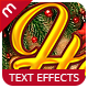Premium Christmas Text Style Effects Vol.2