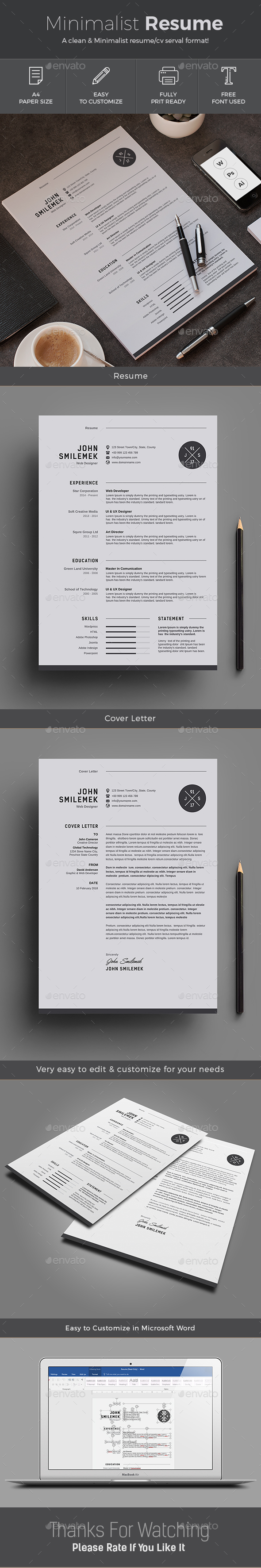 Graphicriver Resume 19275531 torrent
