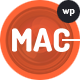 MAC - Photography Fullscreen WordPress Theme