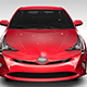 Toyota Prius Flying 2017