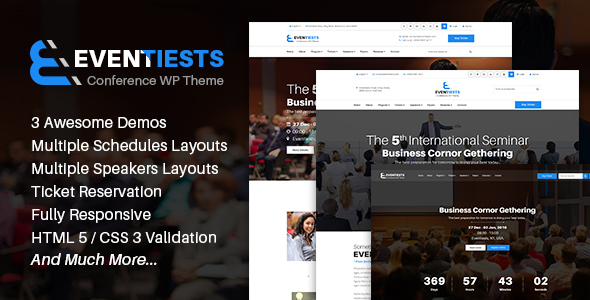 Event - Event & Conference HTML Template